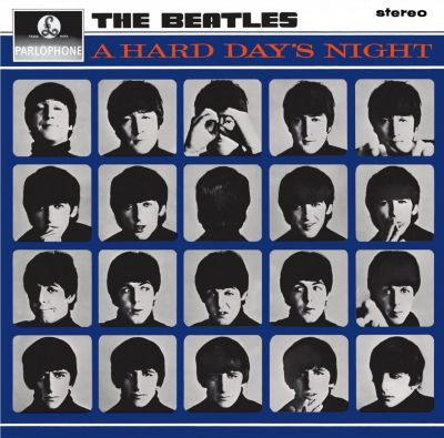 Beatles - A Hard Day's Night 12 LP