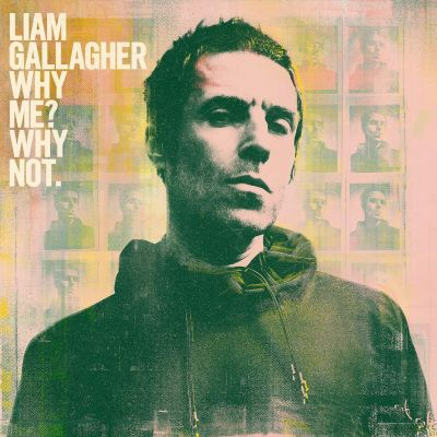 Liam Gallagher - Why Me? Why Not. (CD)