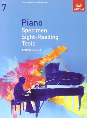 ABRSM Piano Specimen Sight Reading Tests From 2009 (Grade 7)