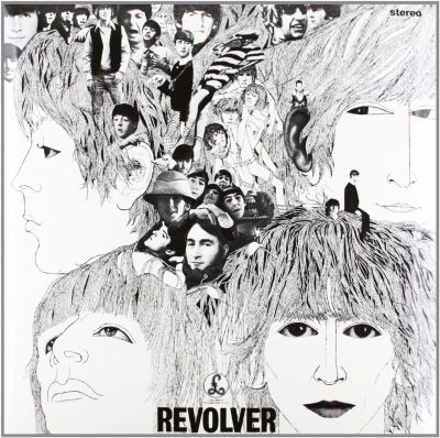 Beatles - Revolver 12 LP