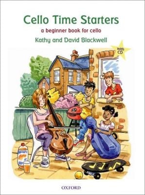 Cello Time Starters (Book + CD)