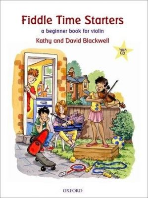 Fiddle Time Starters (new edition 2012) (Book + CD)