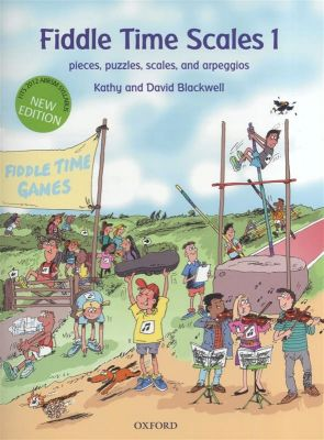 Fiddle Time Scales 1 2012 edition