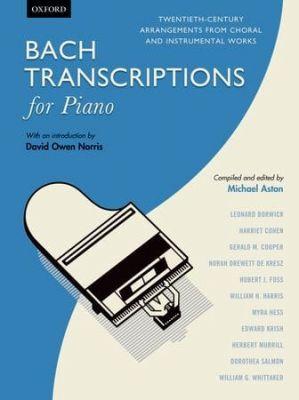 Aston, Michael - Bach Transcriptions for Piano