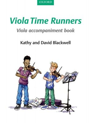 Viola Time Runners (Viola accompaniment)