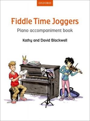 Fiddle Time Joggers Piano acc (New 2013)