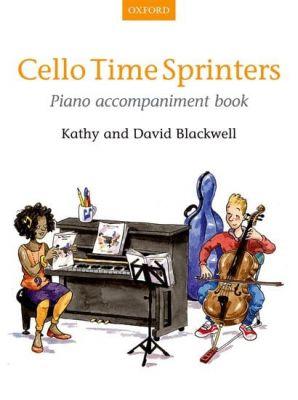 Cello Time Sprinters Piano Accompaniment (2014 edition)