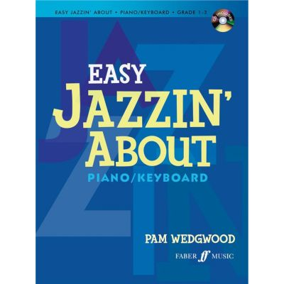 Easy Jazzin' About piano (Book + CD)