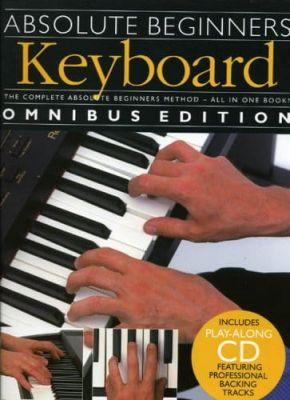 Absolute Beginners Keyboard - Omnibus Edition