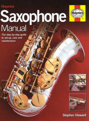 Haynes Saxophone Manual (2015 edition)