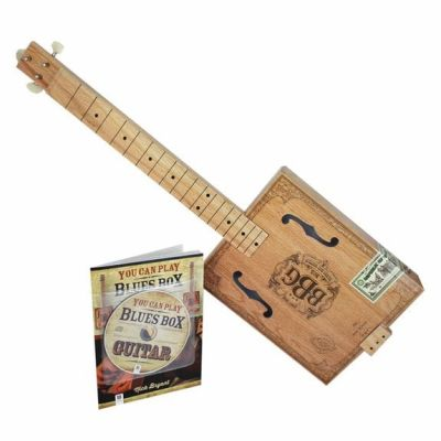 The Electric Blues Box Slide Guitar - Guitar Building Kit