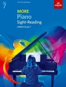 ABRSM More Piano Sight Reading Grade 7
