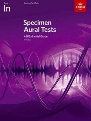 ABRSM Specimen Aural Tests Initial Grade