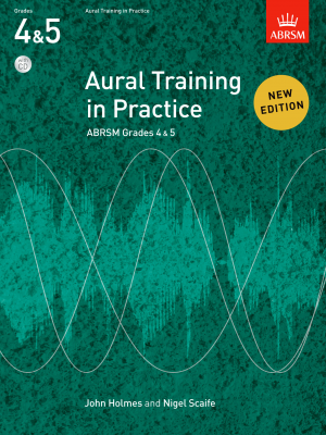 Aural Training In Practice Grades 4-5 (book with CD)