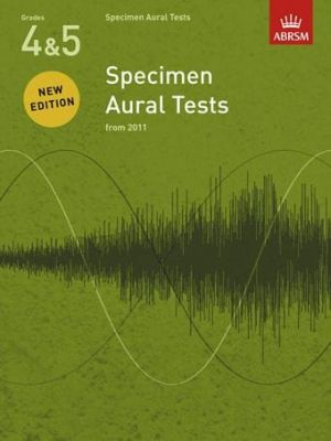 Specimen Aural Tests Grades 4 and 5