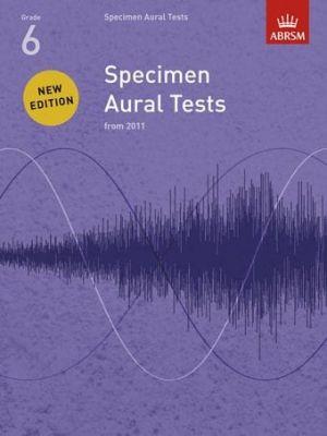 Specimen Aural Tests Grade 6