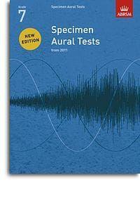 Specimen Aural Tests Grade 7