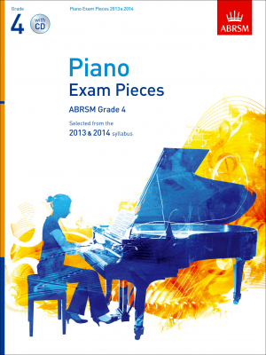 ABRSM Selected Piano Exam Pieces 2013 and 14 Grade 4 with CD