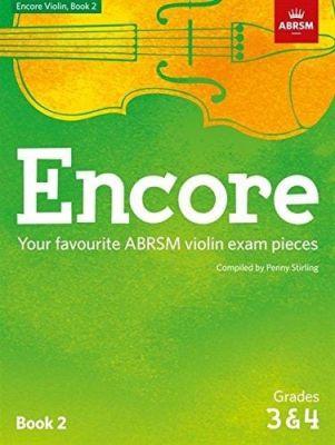 Encore Violin 2 (Grades 3 and 4)
