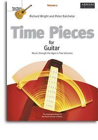 Time Pieces For Guitar - Volume 1