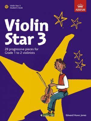 Violin Star Book 3 Grade 2 (Student Book and CD)