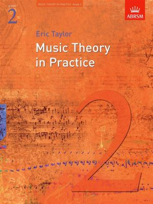 Eric Taylor Music Theory In Practice - Grade 1 (Revised 2008 Edition)