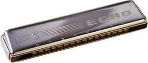 Hohner Echo 32 Trimline Tremolo Harmonica C