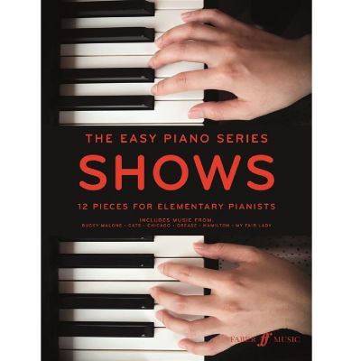 Various - The Easy Piano Series Shows
