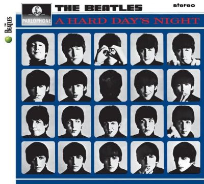 BEATLES - The Beatles - A Hard Day's Night (CD)