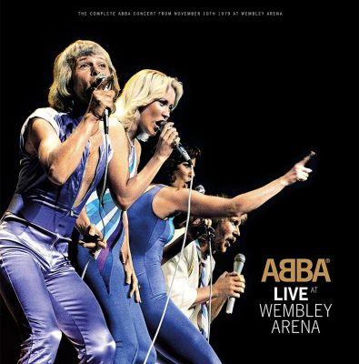 ABBA - LIVE AT WEMBLEY ARENA - 3LP VINYL