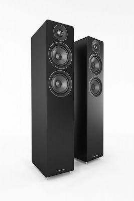 Acoustic Energy AE109 Floorstanding Speaker, Satin Black (pair)