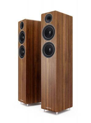Acoustic Energy AE309 Floor standing Speaker, Walnut
