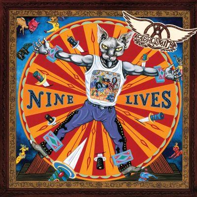AEROSMITH - NINE LIVES - 2LP VINYL