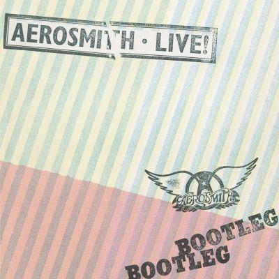 AEROSMITH - LIVE - BOOTLEG - VINYL