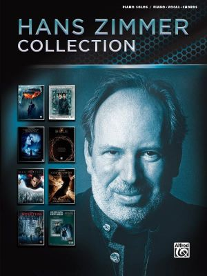 Hans Zimmer Collection - Piano Vocal Guitar