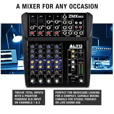 Alto 6 Channel Compact Mixer
