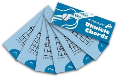 Notecrackers Ukulele Chords