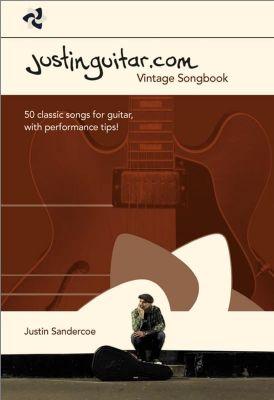 Justinguitar.com Vintage Songbook