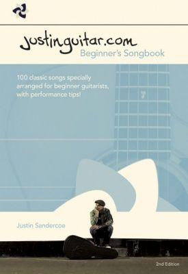Justinguitar com Beginner's Songbook (spiralbound)