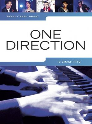 Really Easy Piano - One Direction