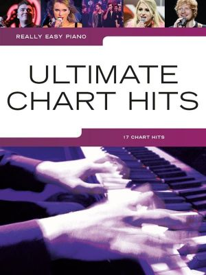 Really Easy Piano - Ultimate Chart Hits