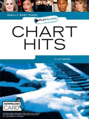 Really Easy Piano Playalong - Chart Hits