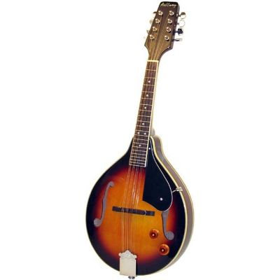 Ashbury AM-10E Electro Acoustic Mandolin, sunburst