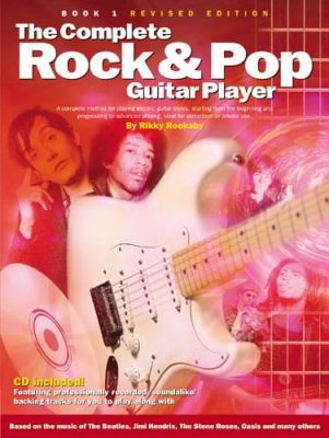 The Complete Rock And Pop Guitar Player Book 1 (Revised Edition)