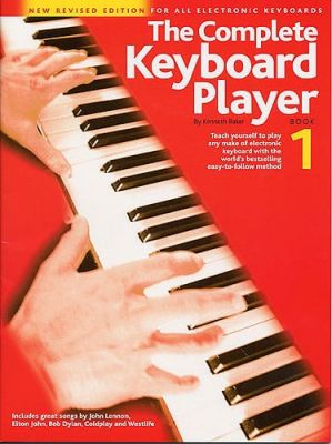 The Complete Keyboard Player Book 1 (Revised Edition)