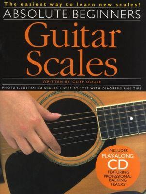 Absolute Beginners Guitar Scales