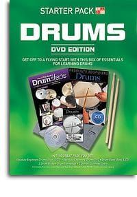 In A Box Starter Pack Drums (DVD Edition)