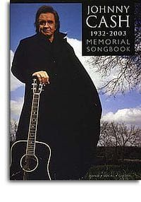 Johnny Cash 1932-2003 Memorial Songbook