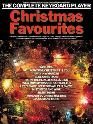 Honey, Paul - The Complete Keyboard Player Christmas Favourites