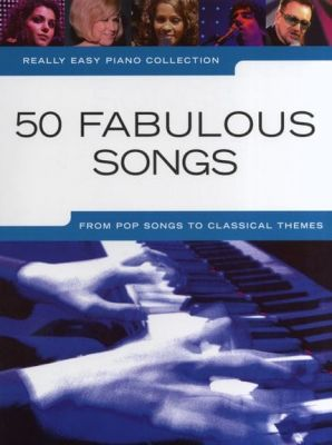 Various - Really Easy Piano 50 Fabulous Songs